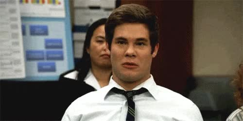 Watch and share Adam Devine GIFs on Gfycat