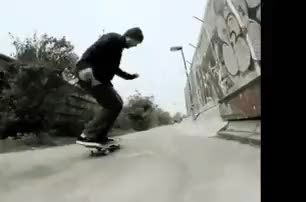 Watch and share Wallride Oh Yeah GIFs and Polar Skate Co GIFs on Gfycat