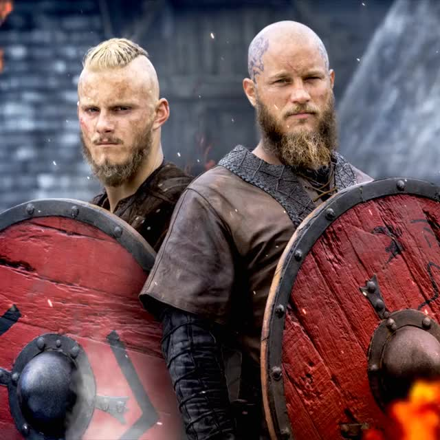 Watch and share Vikings GIFs by spondilita on Gfycat