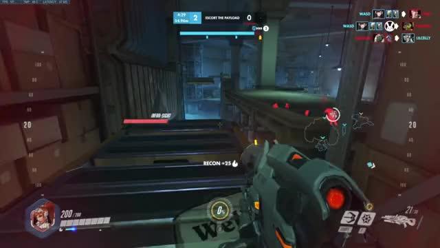 Watch widow kills GIF on Gfycat. Discover more overwatch GIFs on Gfycat