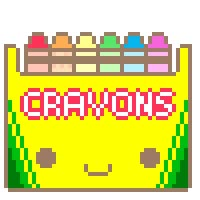 Watch and share Crayon animated stickers on Gfycat