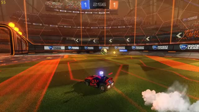 Watch and share Rocket League GIFs by hexwarfare on Gfycat