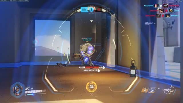 Watch scary GIF on Gfycat. Discover more ana, overwatch GIFs on Gfycat