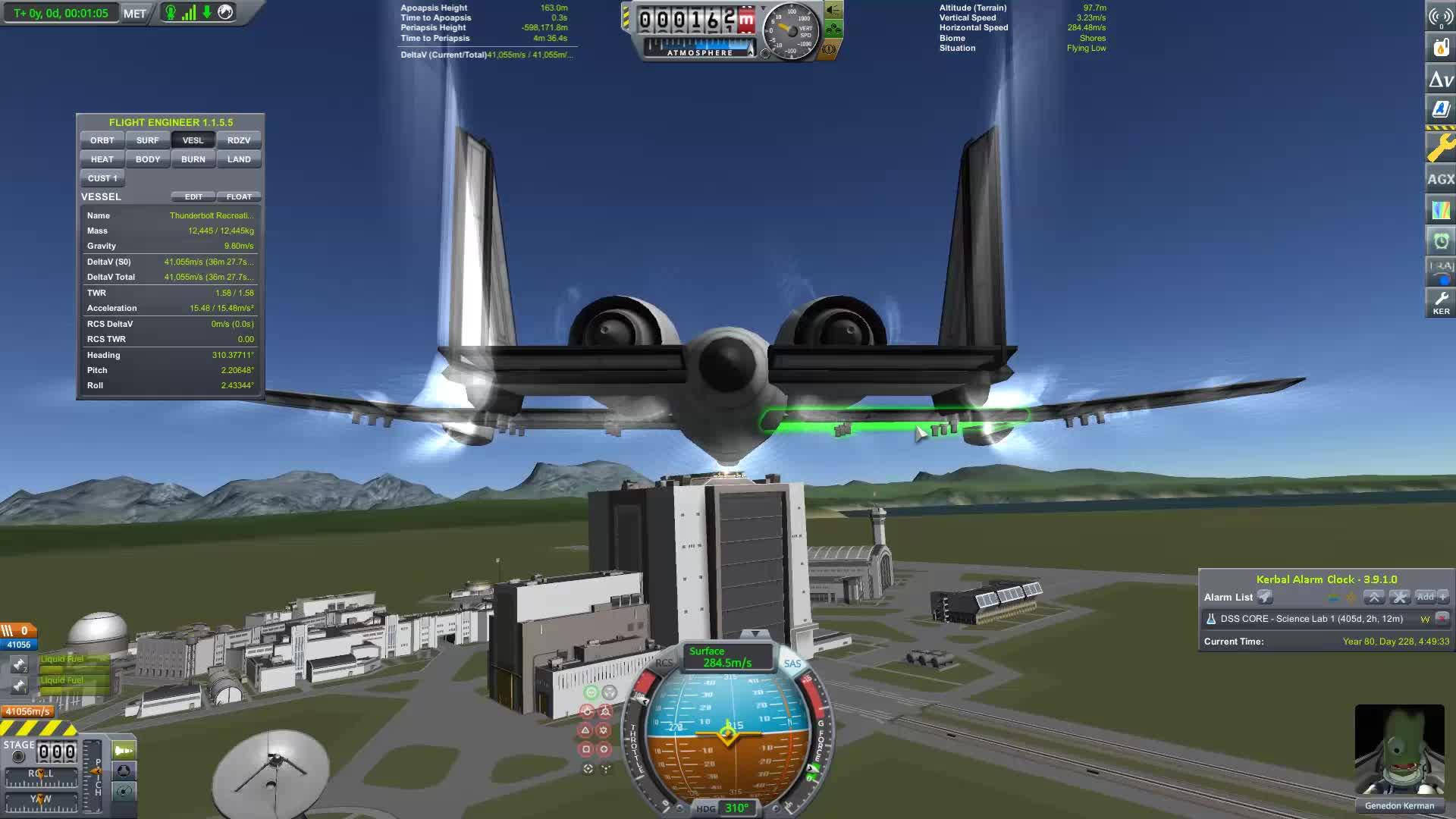 plane crash in hangar GIFs