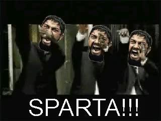 Watch and share Sparta Ballin Gif Tumblr GIFs on Gfycat