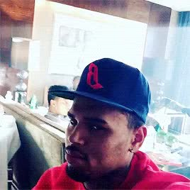 Watch and share Birthday boy GIFs and Chris Brown GIFs on Gfycat