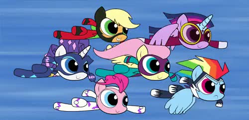 Watch and share Friendship Is Magic GIFs and Twilight Sparkle GIFs on Gfycat