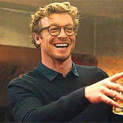 Watch and share Simon Baker GIFs on Gfycat