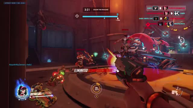 Watch this GIF by xboxdvr on Gfycat. Discover more OverwatchOriginsEdition, Varis, xbox, xbox dvr, xbox one GIFs on Gfycat