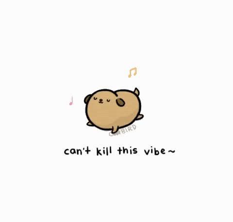 Watch and share Dont Kill My Vibe GIFs and Unbothered GIFs by Reactions on Gfycat