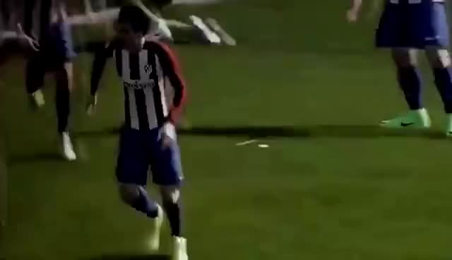 Watch FIFA18 Antoine Griezmann Handshake celebration GIF on Gfycat. Discover more related GIFs on Gfycat