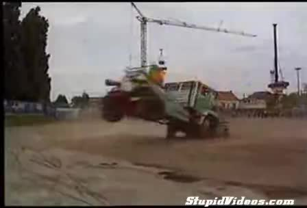 truck, spin GIFs