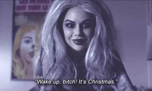 Watch and share Merry Christmas Bitches GIFs on Gfycat