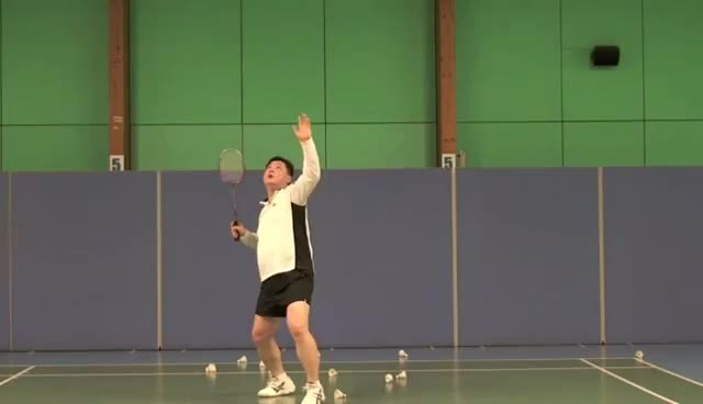 Watch and share Badminton GIFs on Gfycat