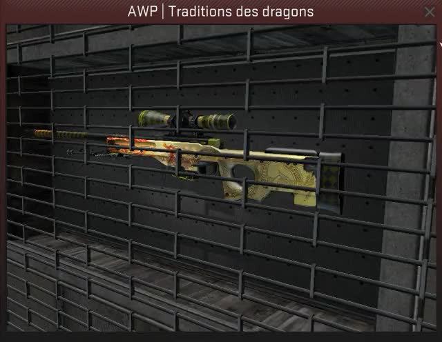 Watch and share Dragon Lore GIFs and Csgo GIFs on Gfycat