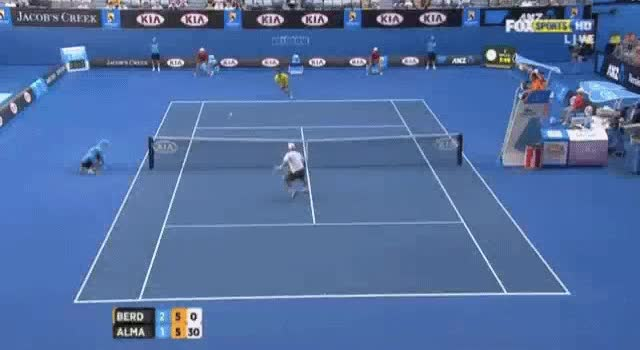 Watch tennis GIF on Gfycat. Discover more related GIFs on Gfycat