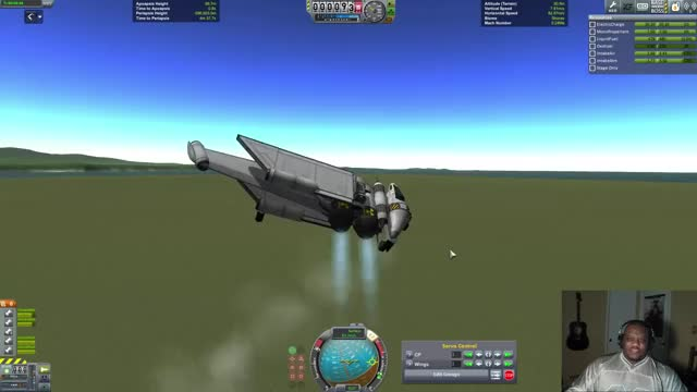 Watch and share B-Wing With Horizontal Liftoff Is Hard (Why I Looked So Focused) (reddit) GIFs by Jatwaa on Gfycat