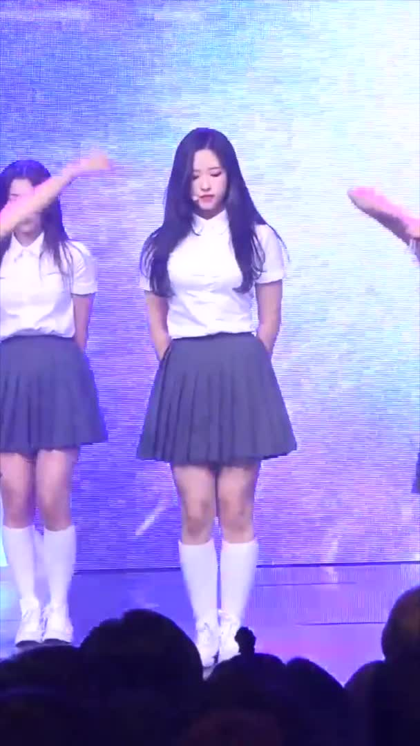 Olivia Debut Stage 1 GIFs