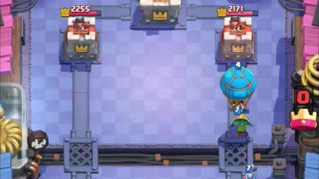 Watch and share Balloon Lightning GIFs by Clash Royale Kingdom on Gfycat