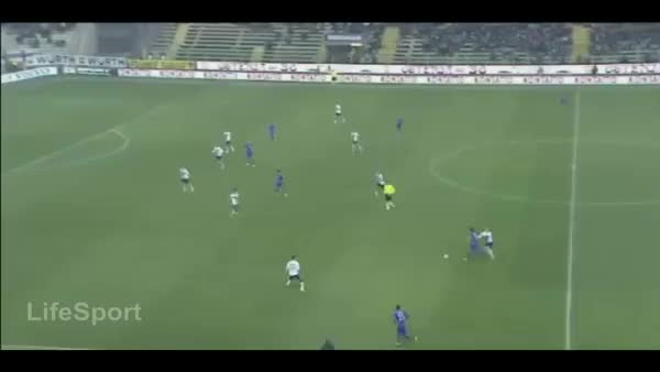 Watch and share Savic (Fiorentina) Red Card Vs. Parma - 6 Jan 2015 GIFs on Gfycat