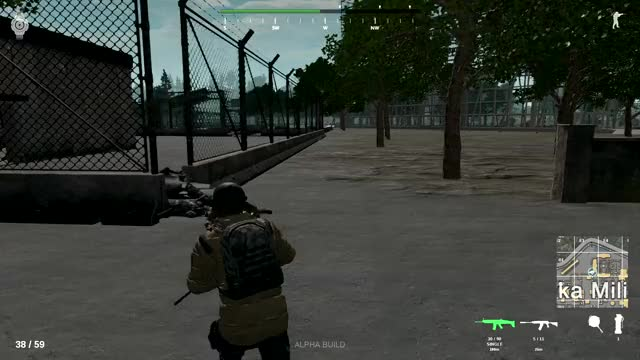 Watch PUBATTLEGROUNDS Gate Bug GIF by azgoodaz (@azgoodaz) on Gfycat. Discover more pubattlegrounds GIFs on Gfycat