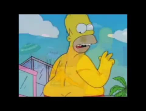 Watch this homer GIF on Gfycat. Discover more homer, homer simpson, homer tanga, swimsuit GIFs on Gfycat