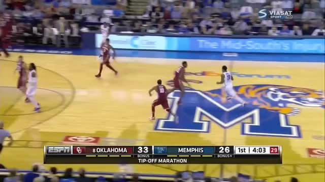 Watch and share Oklahoma Vs Memphis GIFs on Gfycat