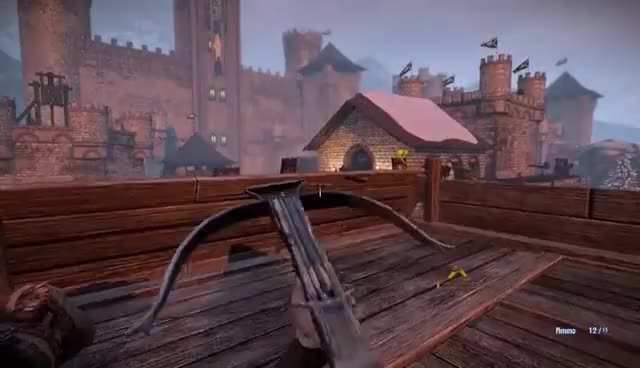 Watch and share The Ballista Effect - Chivalry Medieval Warfare GIFs on Gfycat