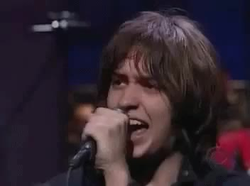 Watch and share Julian Casablancas GIFs and The Strokes GIFs on Gfycat