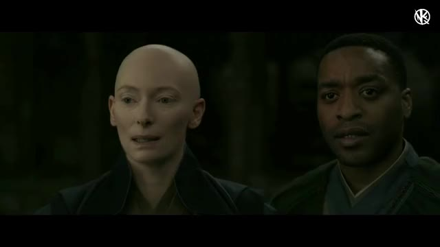 Watch and share Chiwetel Ejiofor GIFs and Tilda Swinton GIFs by Nya Filmquizet on Gfycat