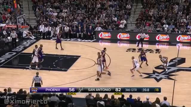 Watch and share Spurs GIFs and Nba GIFs on Gfycat