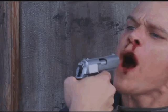 Watch and share The Departed GIFs and Matt Damon GIFs by AtraBilis on Gfycat