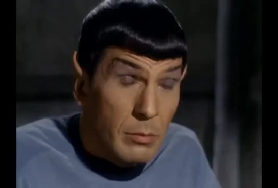 Watch and share Kirk And Spock GIFs on Gfycat