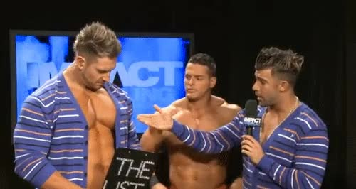Watch and share Impact Wrestling GIFs on Gfycat