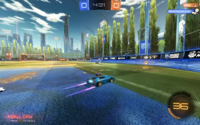 Watch and share Rocket League GIFs by davidkim9 on Gfycat