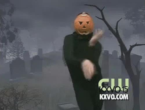 Watch and share Dancing Pumpkin GIFs on Gfycat