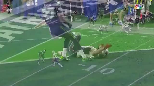 Watch and share Brady Missed Throw (SBXLIX) GIFs by Kirk von Kreisler on Gfycat
