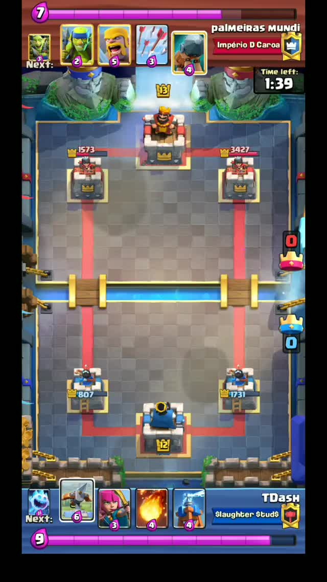 Watch and share Clash Royale 2019-06-12-14-20-53 1 GIFs on Gfycat