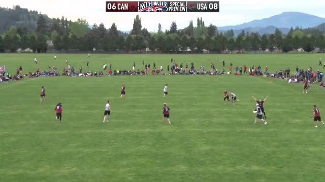 Watch and share Frisbee GIFs and Sport GIFs by brummie49 on Gfycat