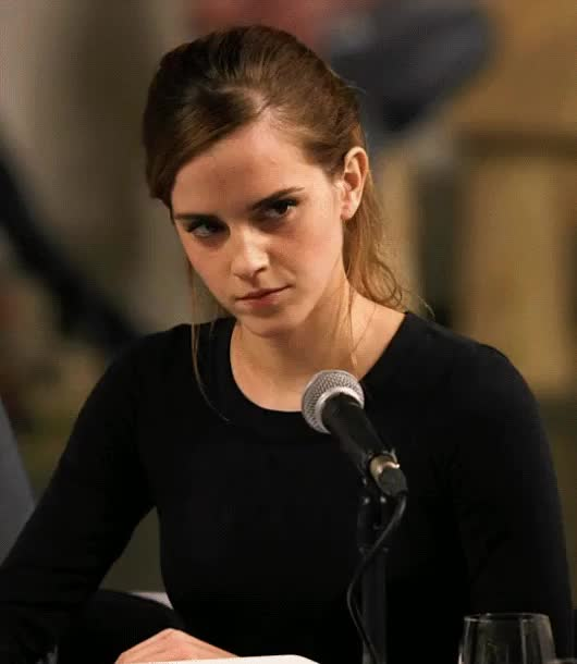 Watch and share Emma Watson GIFs and Reactions GIFs on Gfycat