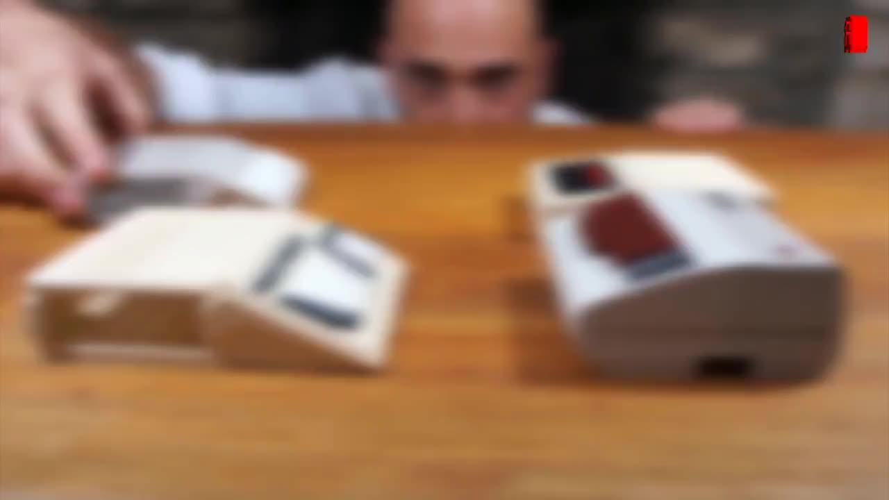 Micro Machines | Retro Raspberry Pi Cases GIFs