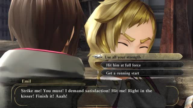 Watch punching emil GIF by @wheatknight on Gfycat. Discover more emil, god eater 2 GIFs on Gfycat