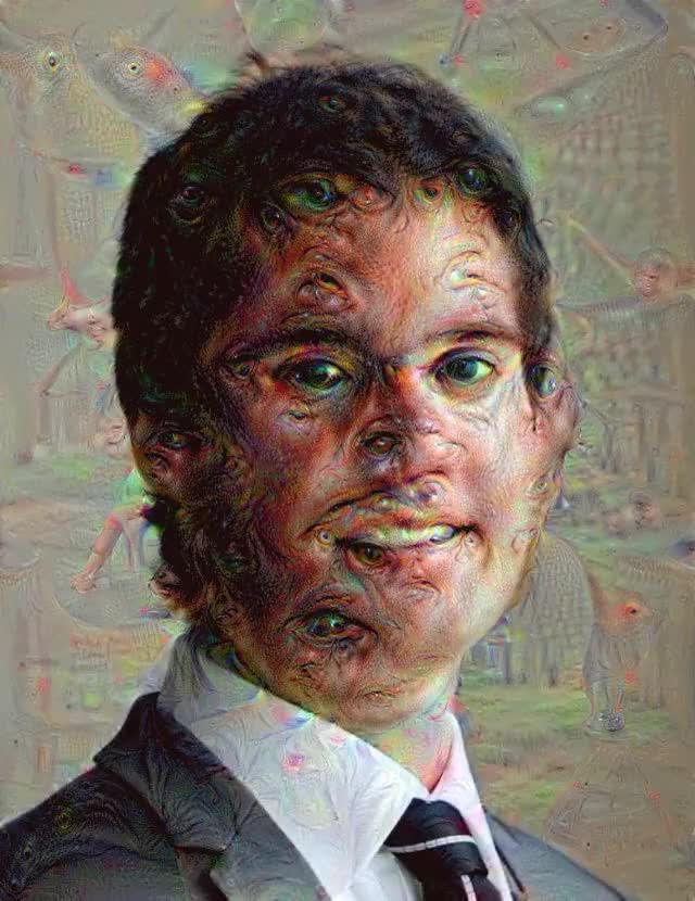 Watch and share Deepdream GIFs on Gfycat