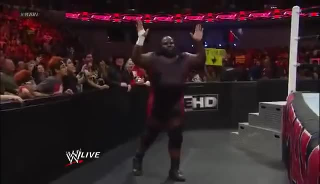 Watch and share Mark Henry GIFs on Gfycat