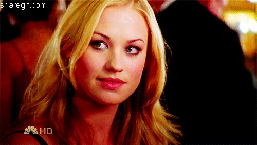 Watch wink,chuck,yvonne strahovski GIF on Gfycat. Discover more related GIFs on Gfycat