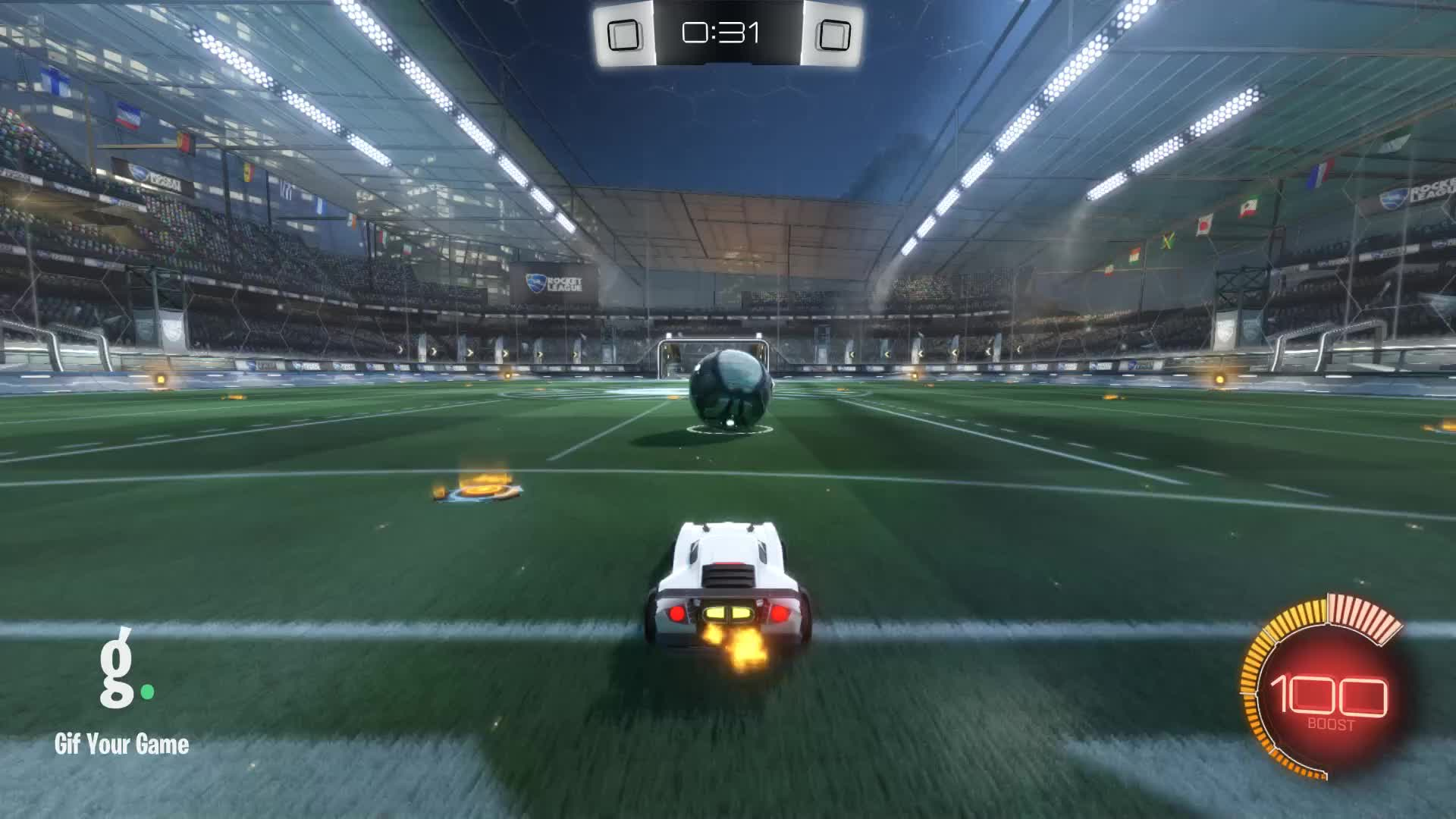Art Piece, Gif Your Game, GifYourGame, Goal, Rocket League, RocketLeague, Goal 1: Art Piece GIFs