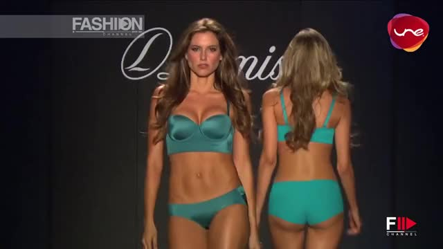 Watch LEONISA 2013 GIF on Gfycat. Discover more catwalk, daniela pinedo, fashion show GIFs on Gfycat