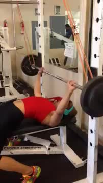 Watch and share Shoulders GIFs and Triceps GIFs on Gfycat