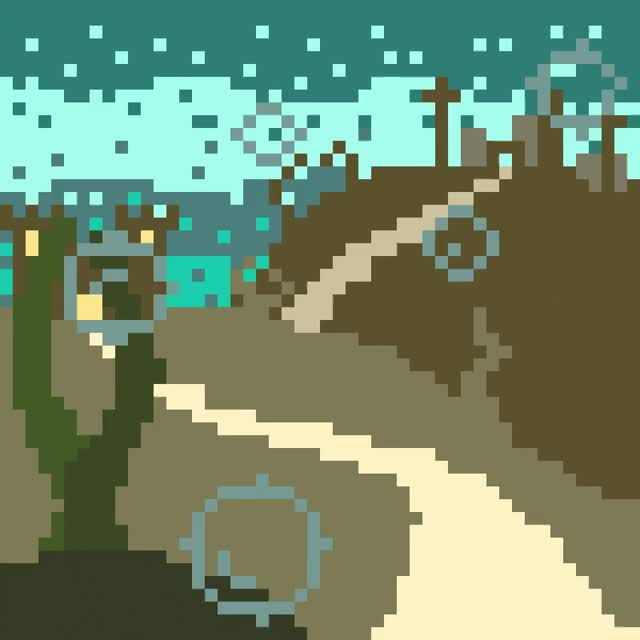 Watch Underwater kingdom GIF by Miles Allons-y Neuvirth (@milesn005) on Gfycat. Discover more ,pixel animation, dnd, fantasy, pixel art, underwater GIFs on Gfycat