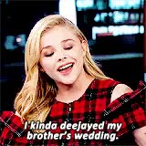 Watch and share Chloë Grace Moretz GIFs and Ok I Love Her GIFs on Gfycat